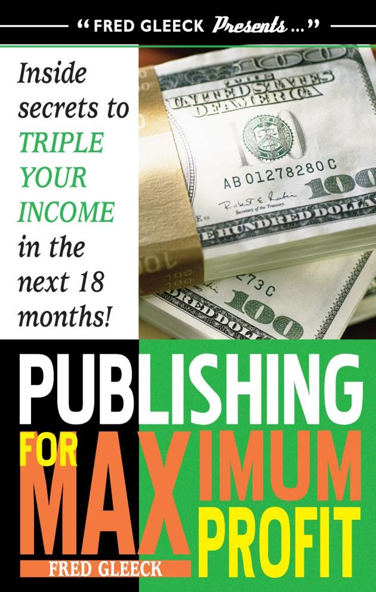 Publishing for Maximum Profit