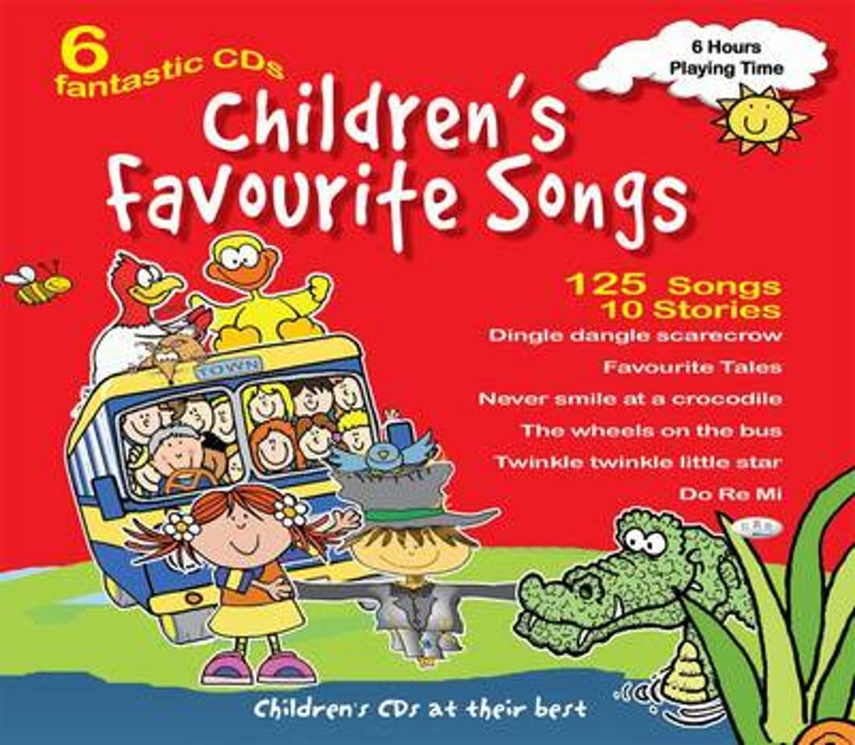 Children's Favourite Songs