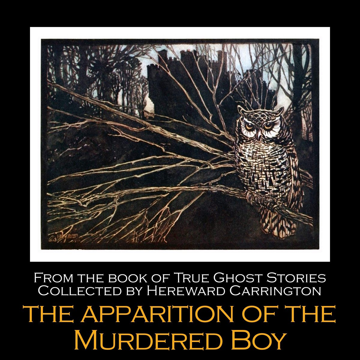 Apparition of the Murdered Boy, The