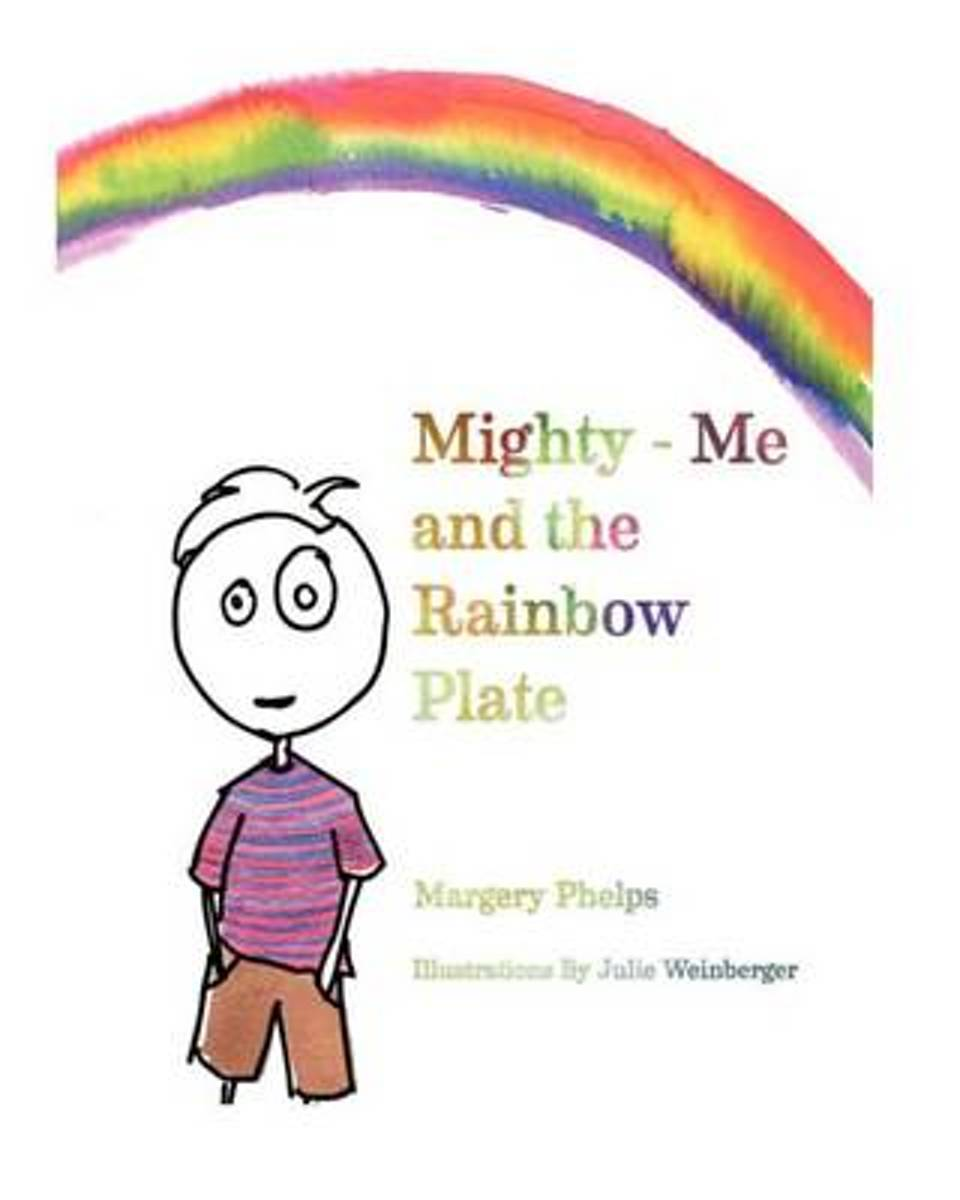 Mighty-Me and the Rainbow Plate