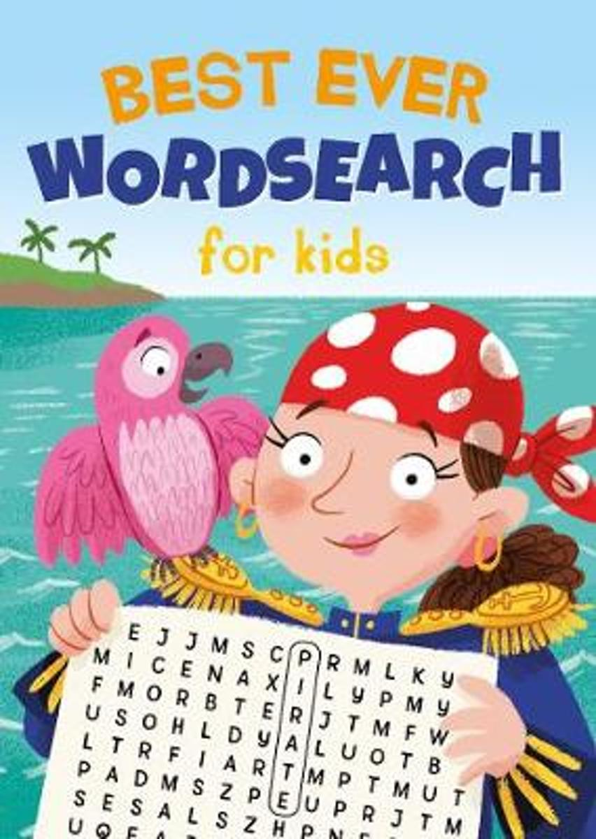 Best Ever Wordsearch for Kids