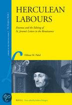 HERCULEAN LABOURS : ERASMUS AND THE EDITING OF ST. JEROME'S