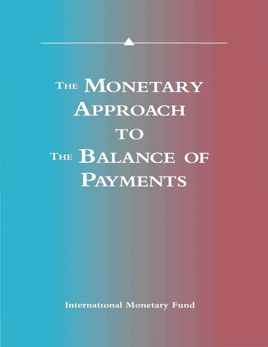The Monetary Approach to the Balance of Payments: A Collection of Research Papers by Members of the Staff of the International Monetary Fund