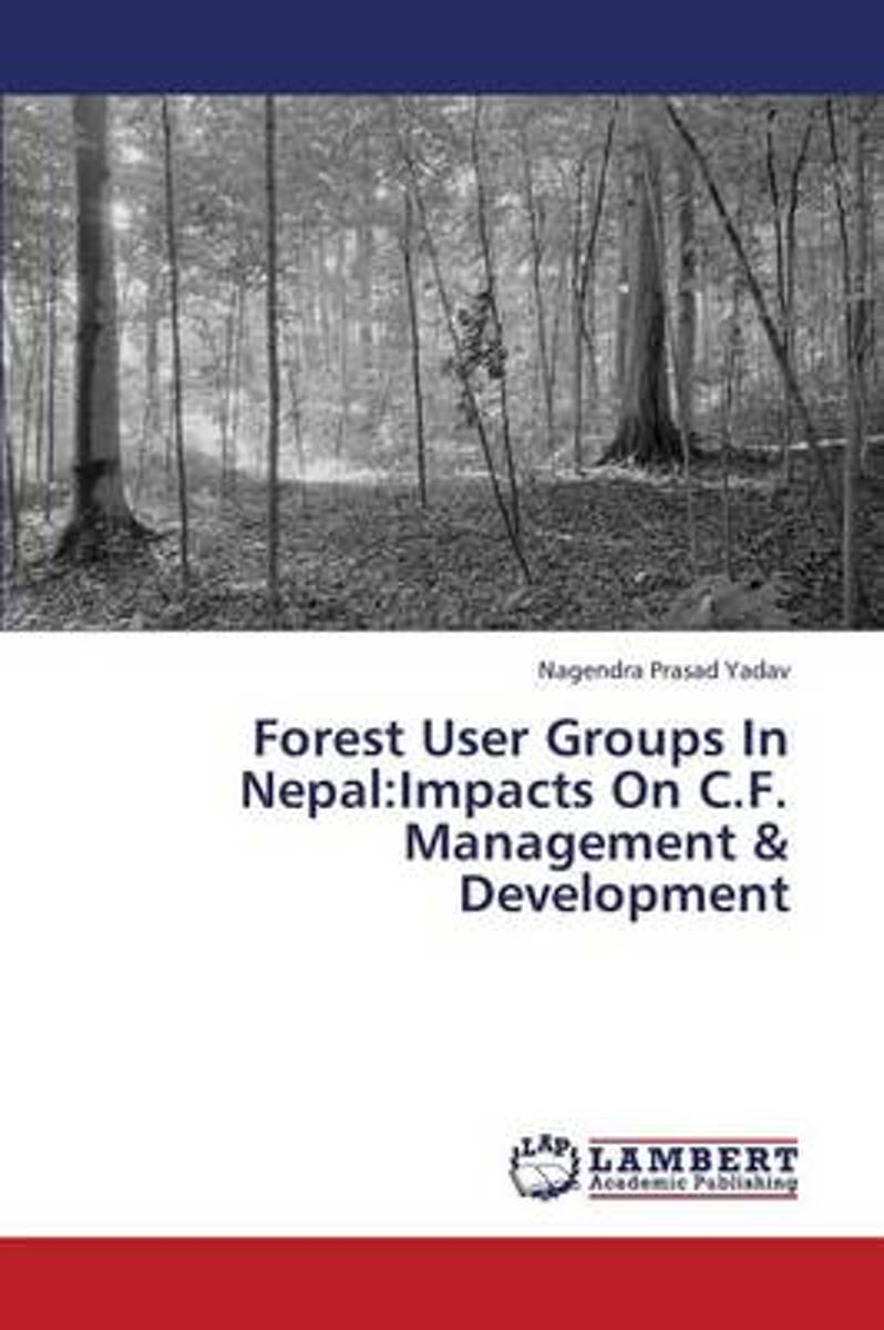 Forest User Groups in Nepal