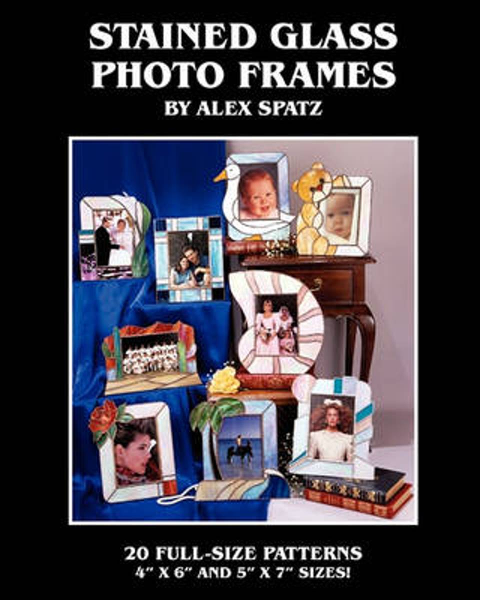 Stained Glass Photo Frames