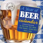 A Year of Beer 2014