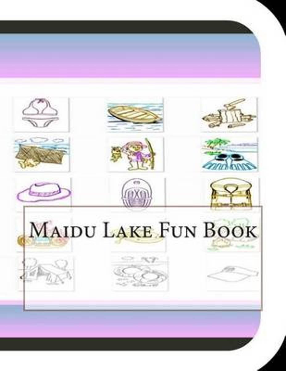 Maidu Lake Fun Book
