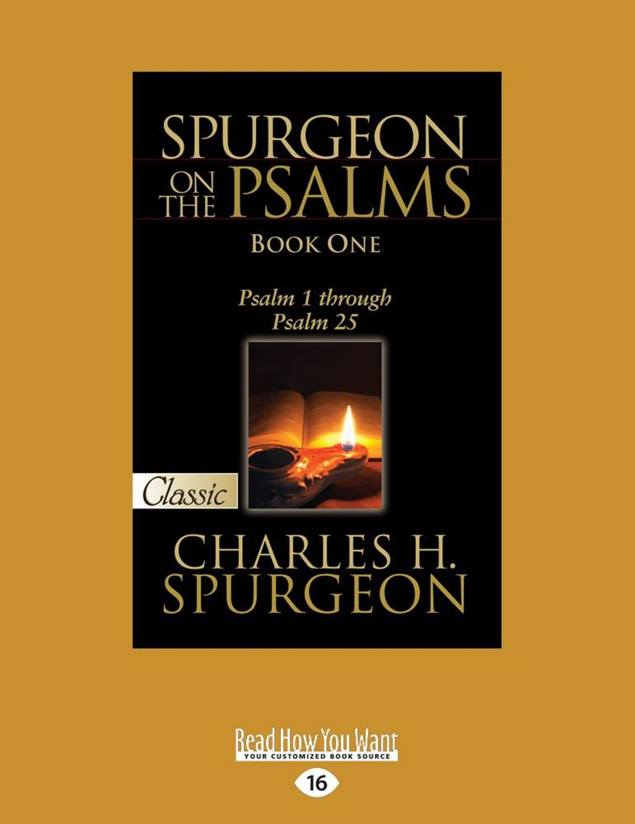 Spurgeon on the Psalms (Book One)