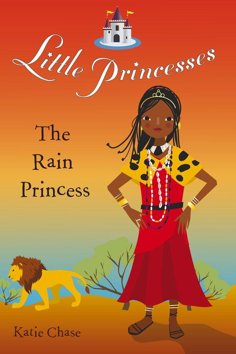 Little Princesses: The Rain Princess