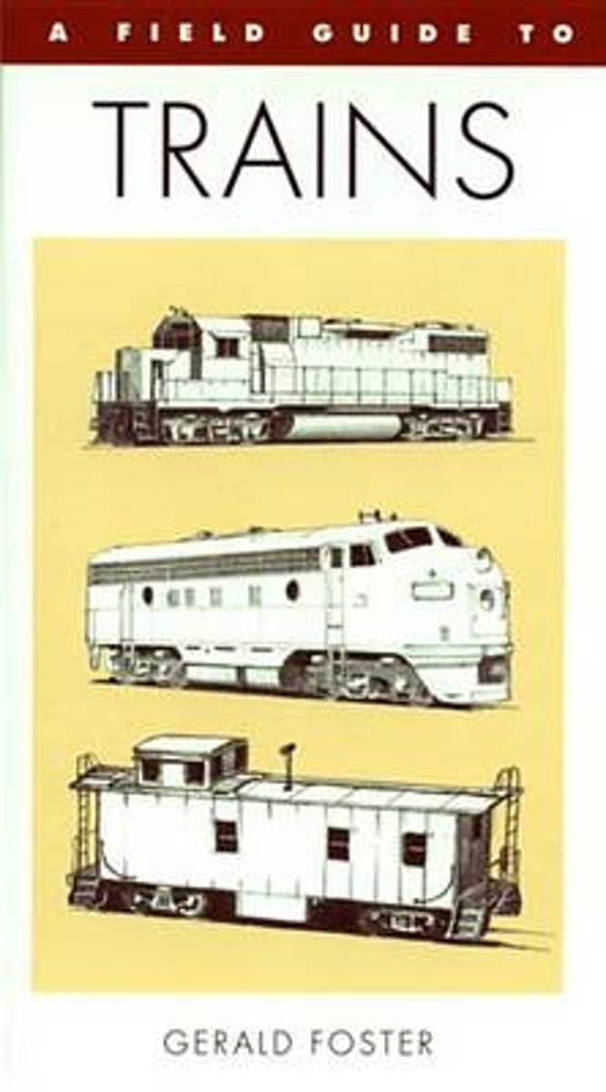 Peterson Field Guide to Trains
