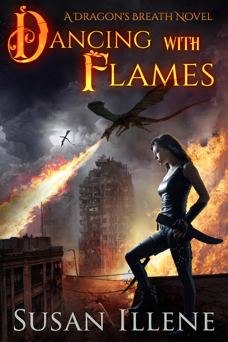 Dancing with Flames: book 2