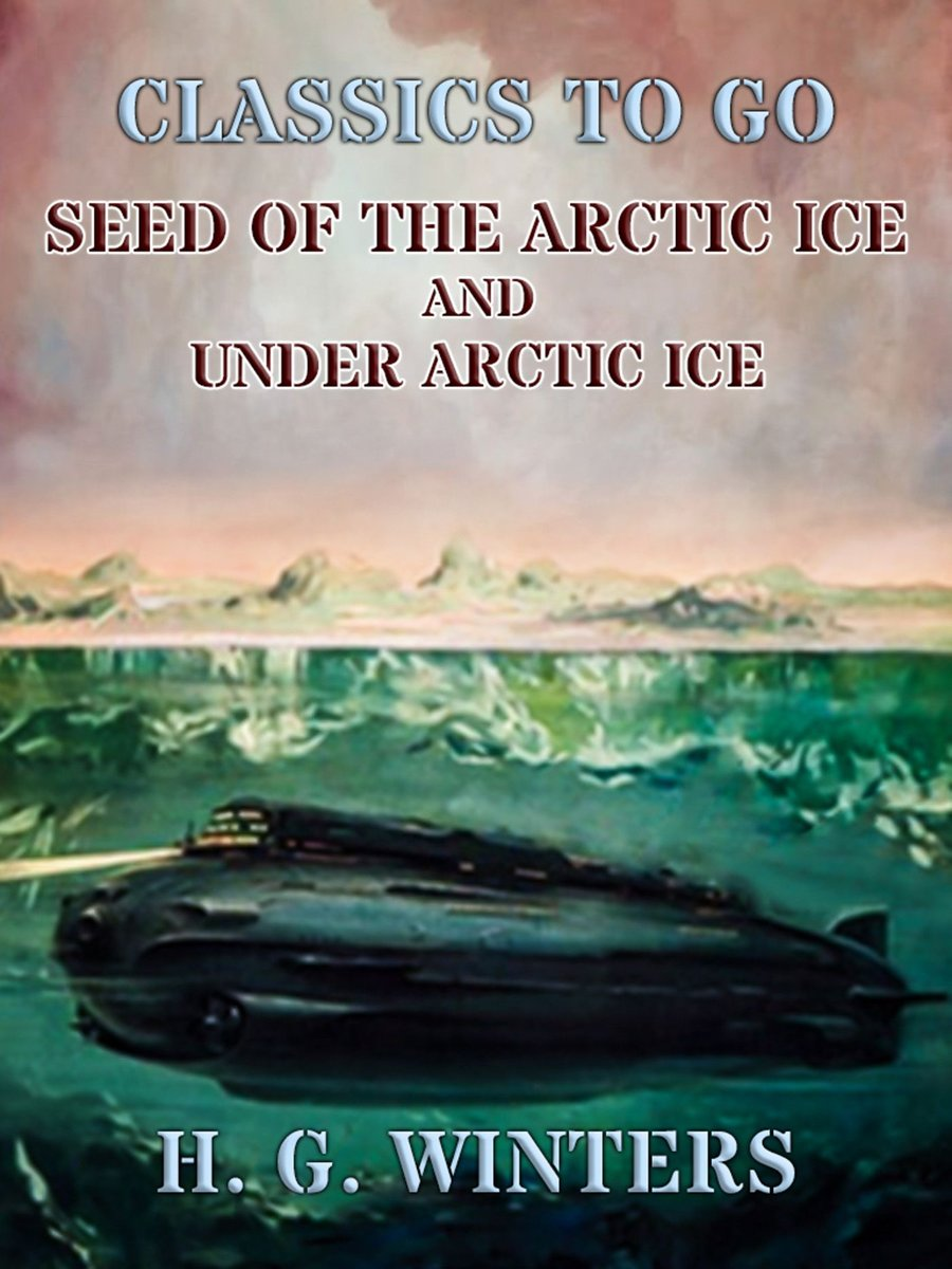 Seed Of The Arctic Ice and Under Arctic Ice