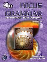 Focus on Grammar 4 Student Book B with Audio CD