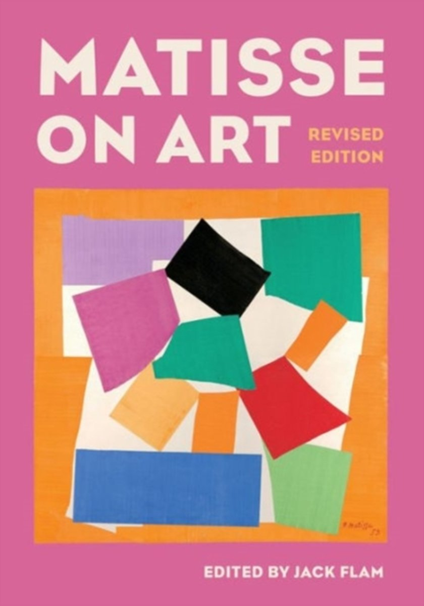 Matisse on Art, Revised edition