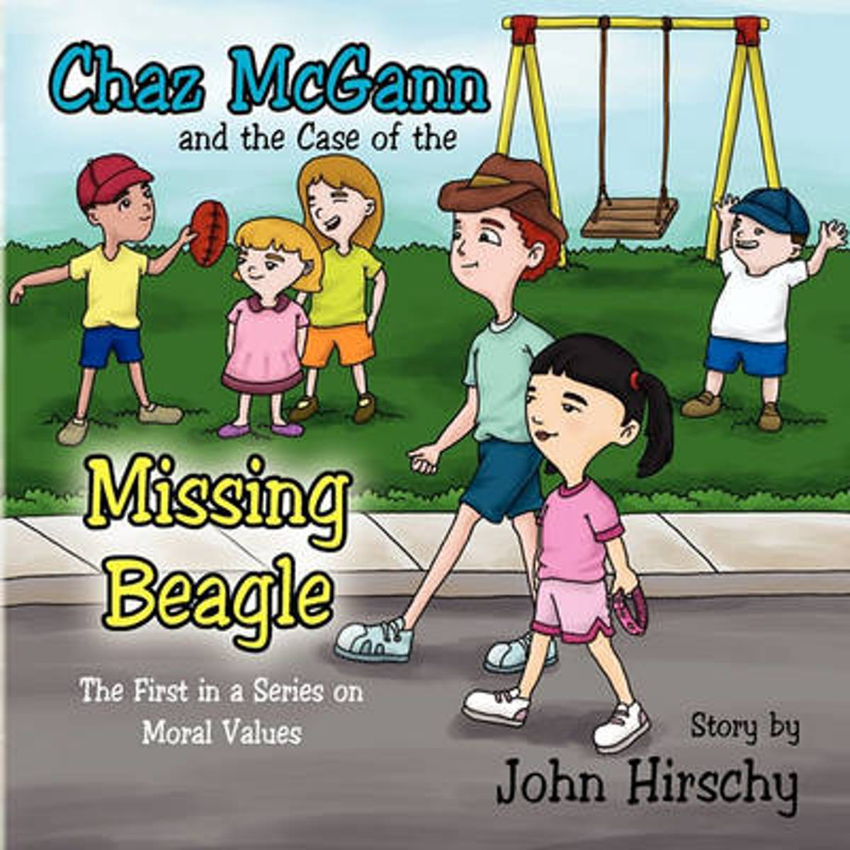 Chaz McGann and the Case of the Missing Beagle