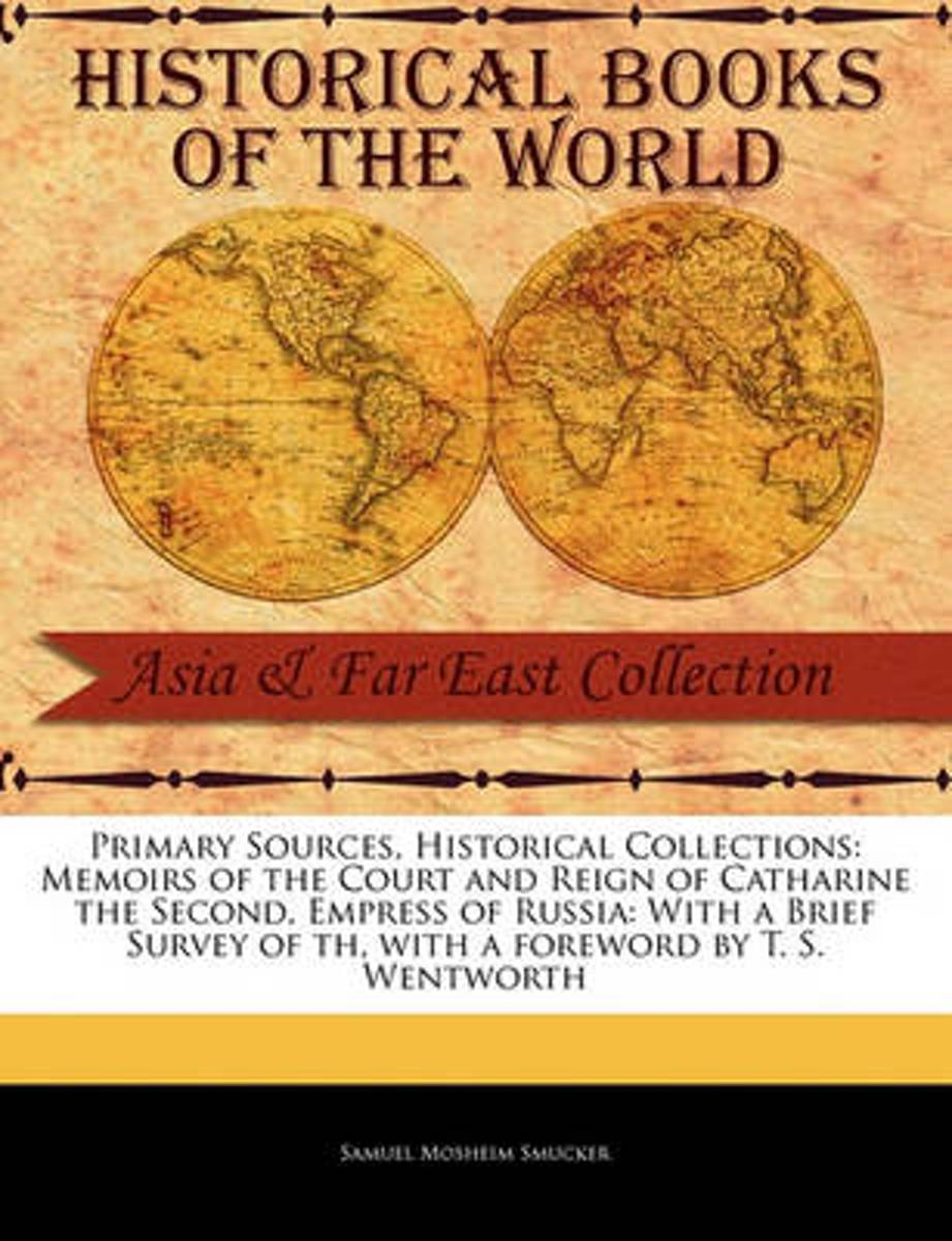 Memoirs of the Court and Reign of Catharine the Second, Empress of Russia