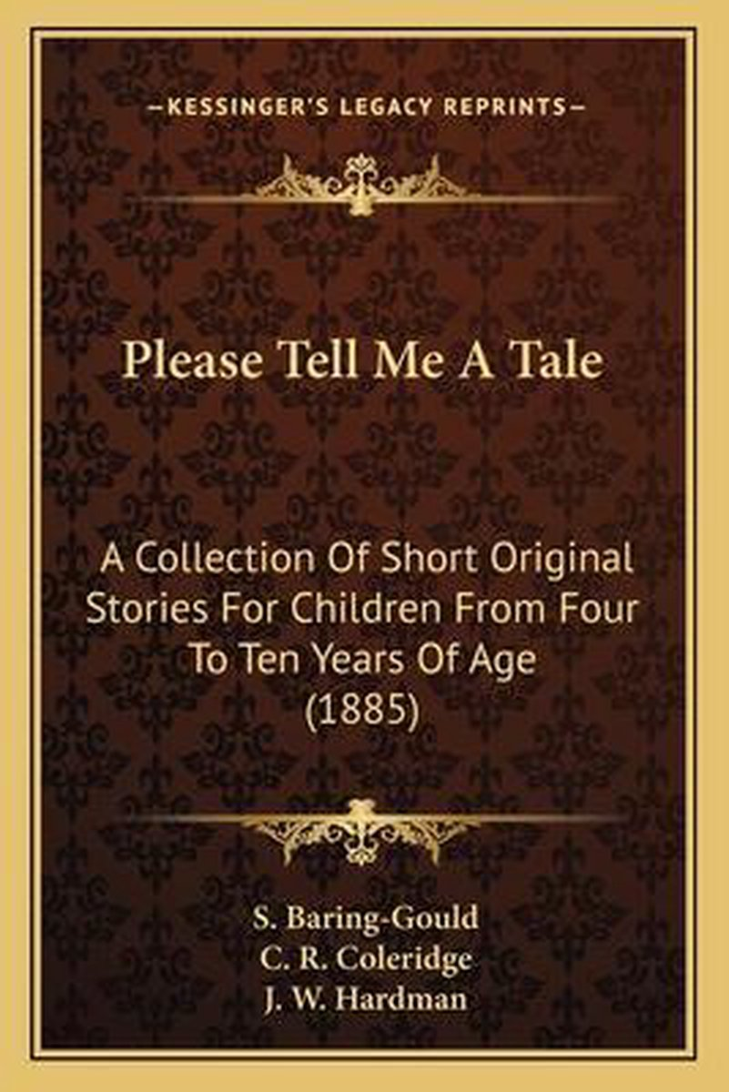 Please Tell Me a Tale