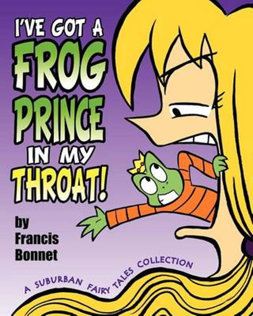 I've Got a Frog Prince in My Throat!