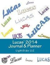 Lucas' 2014 Journal & Planner