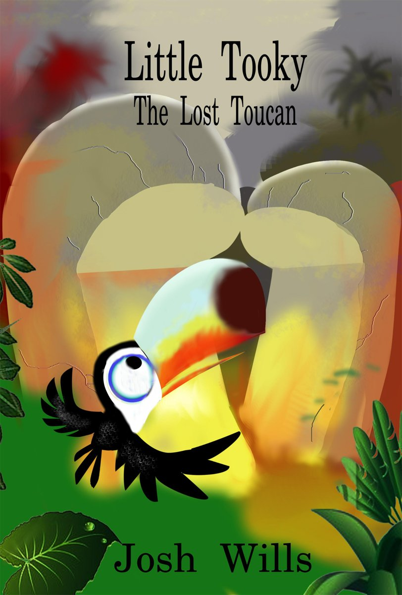 Little Tooky, The Lost Toucan