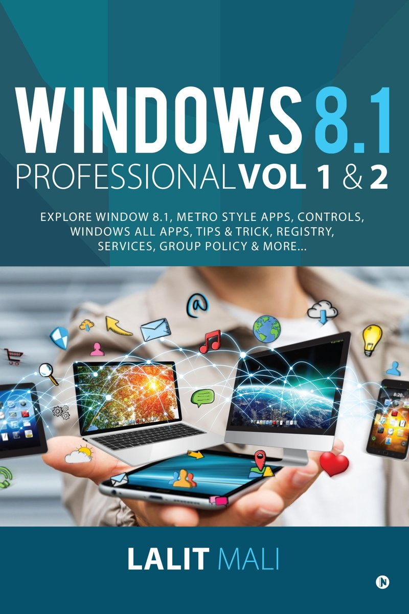 Windows 8.1 professional Volume 1 and Volume 2