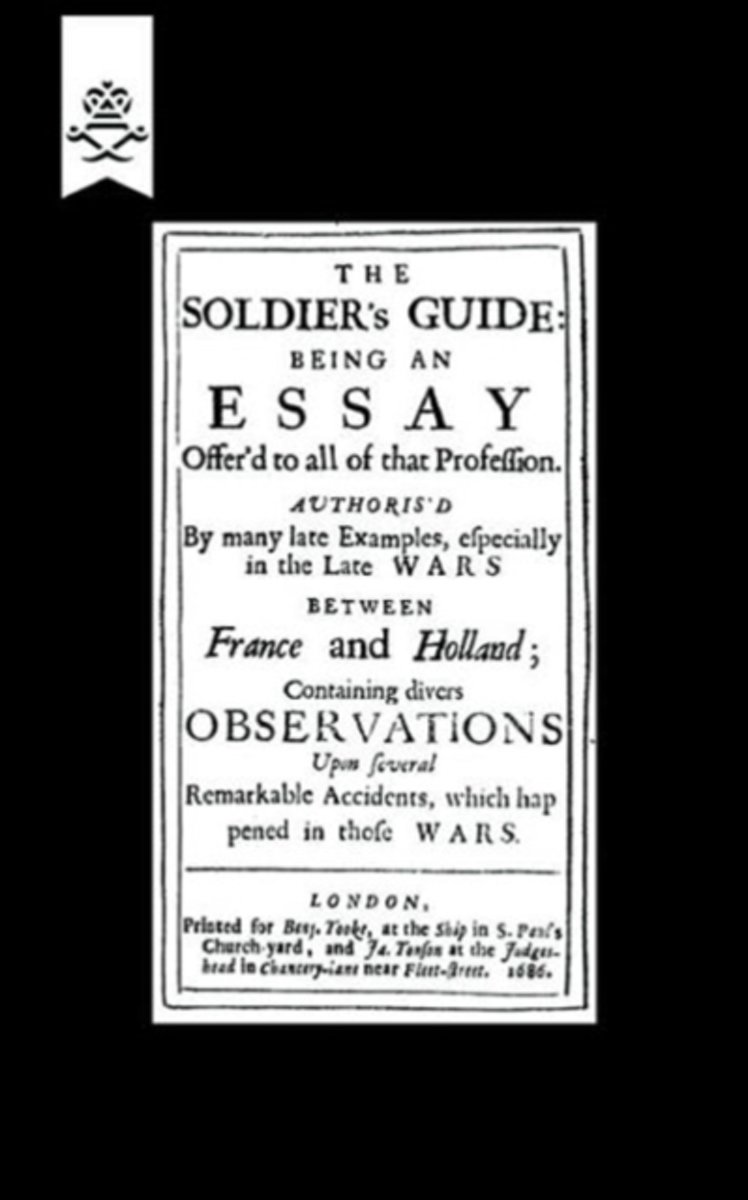 Soldier's Guide (1686)