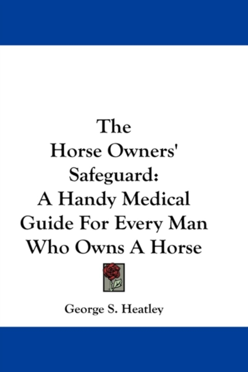 The Horse Owners' Safeguard