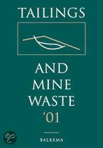 Tailings and mine waste '01
