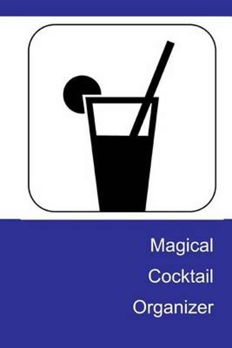 Magical Cocktail Organizer