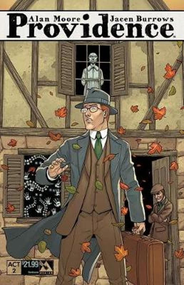 Providence Act 2 Limited Edition Hardcover
