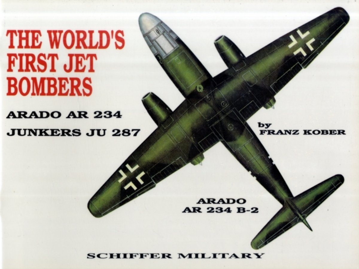 The World's First Jet Bomber