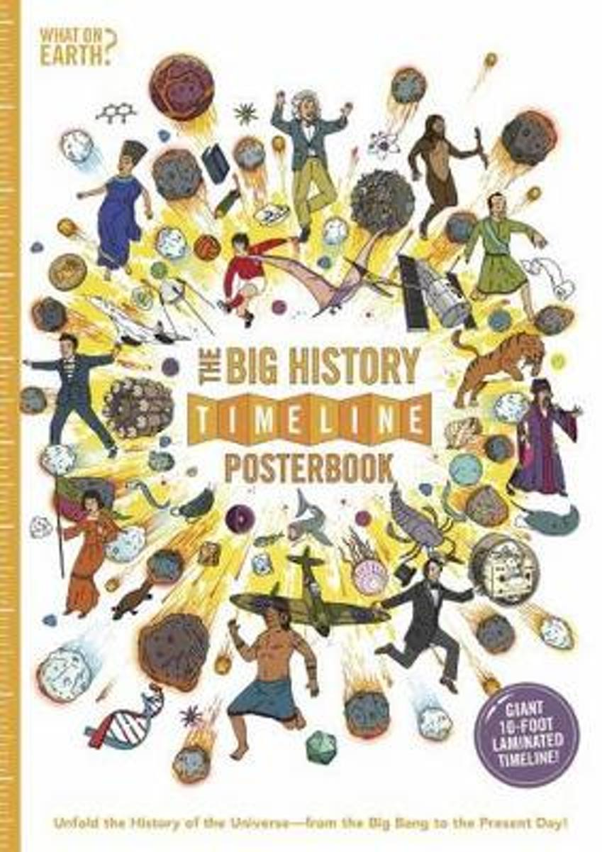 The Big History Timeline Posterbook