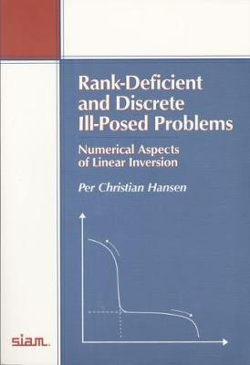 Rank-Deficient and Discrete Ill-Posed Problems