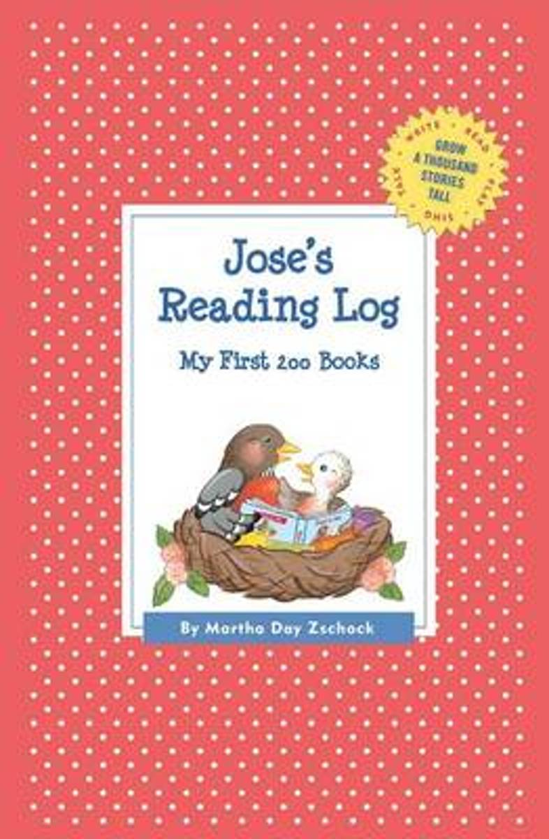 Jose's Reading Log