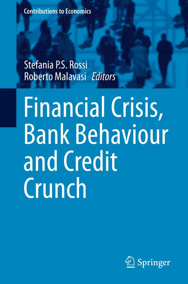 Financial Crisis, Bank Behaviour and Credit Crunch