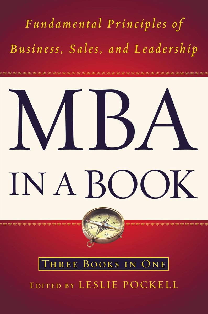 MBA in a Book