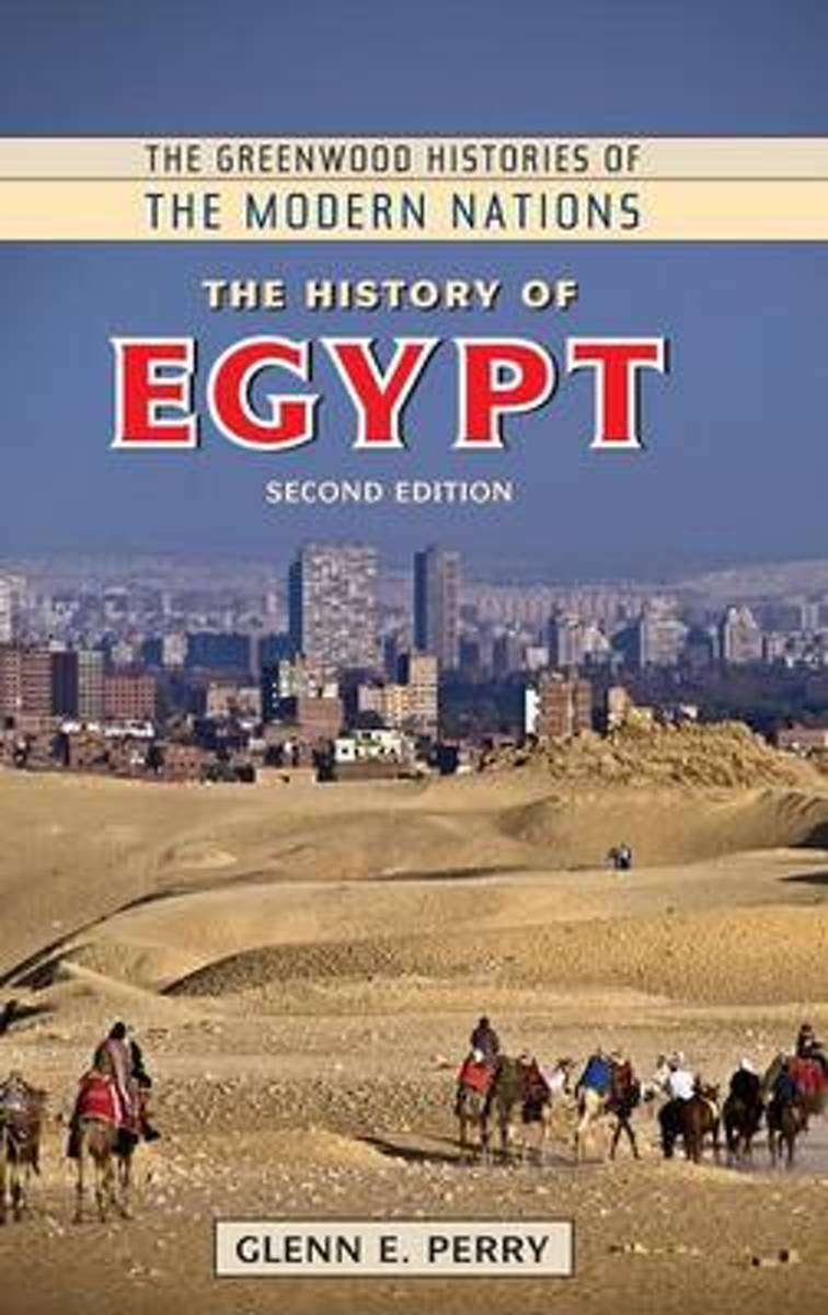 The History of Egypt, 2nd Edition