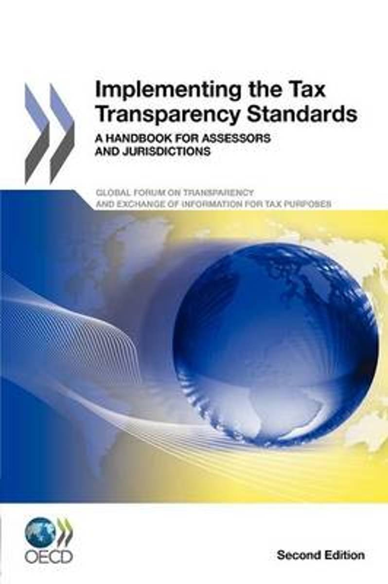 Implementing the Tax Transparency Standards