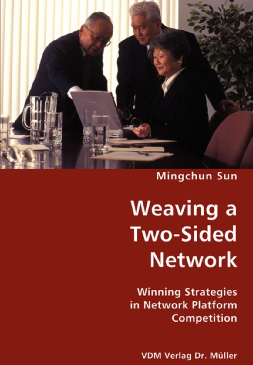 Weaving a Two-Sided Network- Winning Strategies in Network Platform Competition