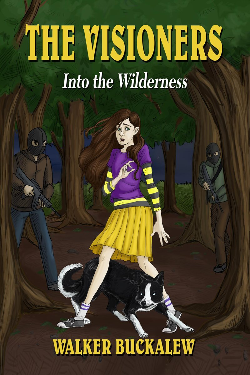 The Visioners: Into the Wilderness