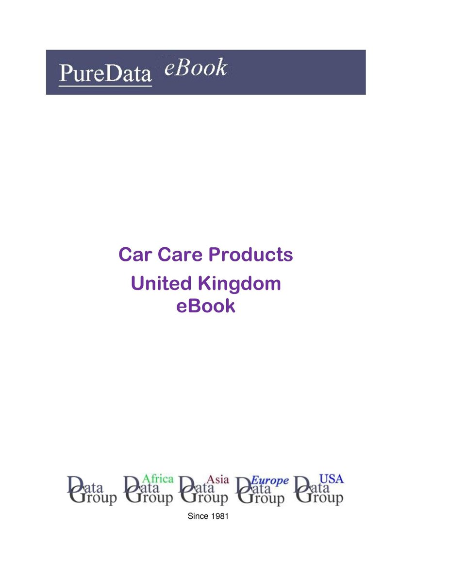 Car Care Products in the United Kingdom