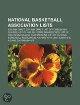 National Basketball Association Lists: List Of Nba All-Stars, Nba Records, List Of 2008-09 Nba Season Transactions
