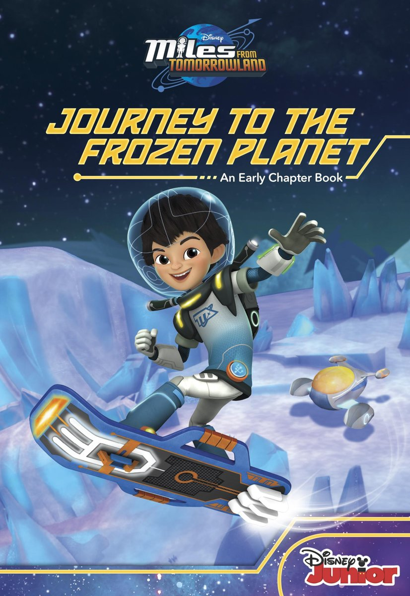Miles From Tomorrowland:Journey to the Frozen Planet