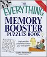 The  Everything  Memory Booster Puzzles Book