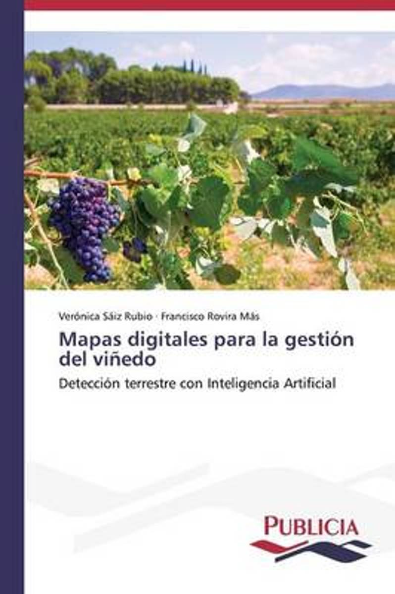 Mapas Digitales Para La Gestion del Vinedo