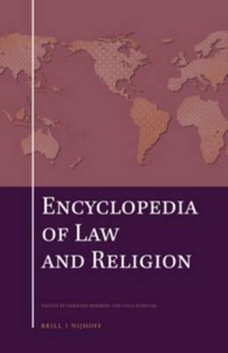 The Encyclopedia of Law and Religion (SET)