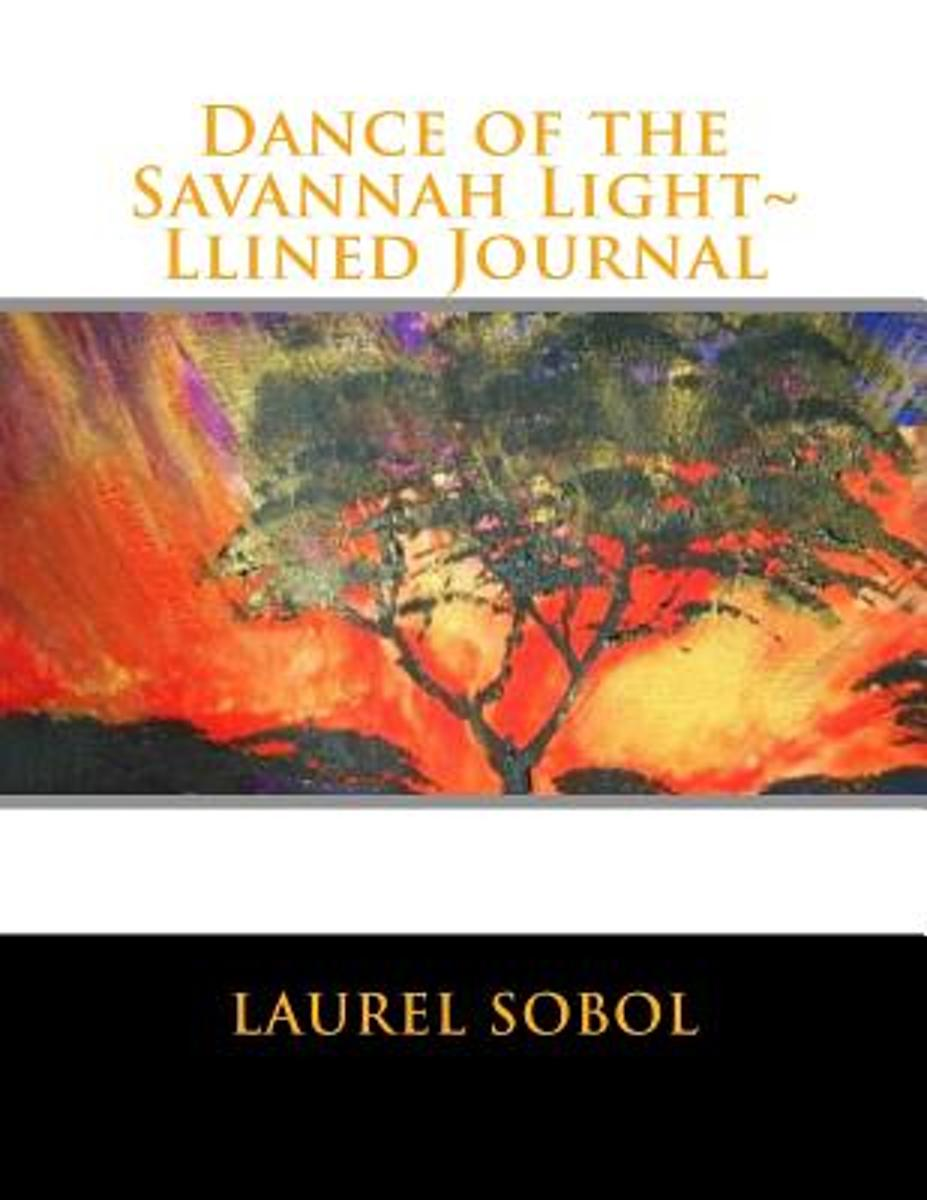 Dance of the Savannah Light Lined Journal