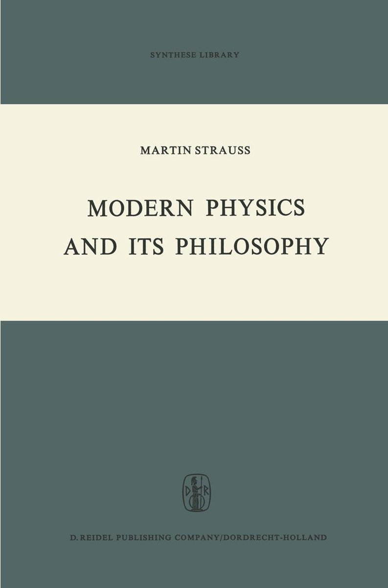 Modern Physics and its Philosophy