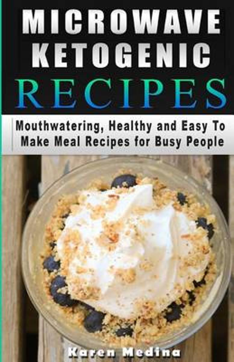 Microwave Ketogenic Recipes