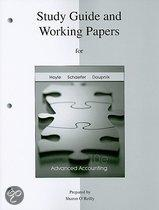 Study Guide And Working Papers To Accompany Advanced Accounting